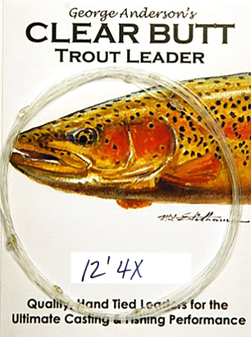 Yellowstone Angler Hand Tied trout Leaders