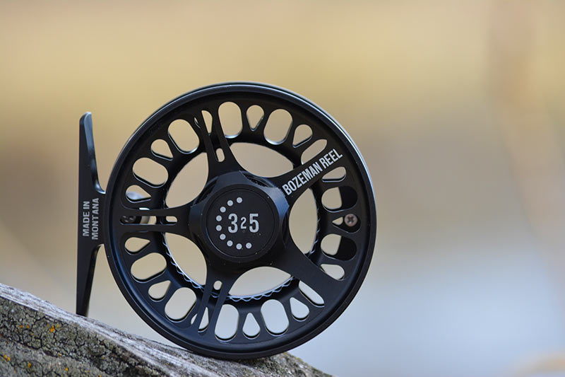 Bozeman Reel RS 325