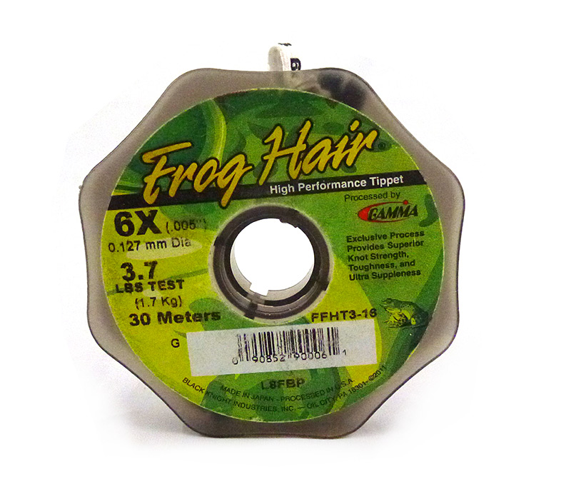 Frog Hair Nylon Tippet
