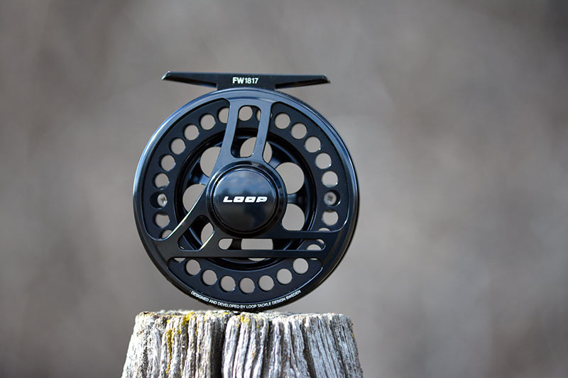Loop Evotec G4 3/5 Reel