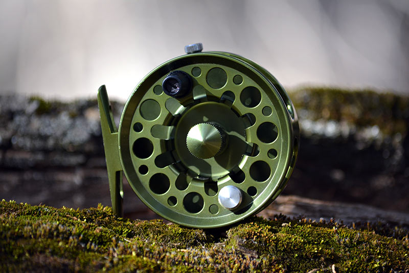 Tibor Light Tailwater CL REEL