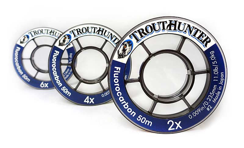 TroutHunter Flourocarbon tippet material