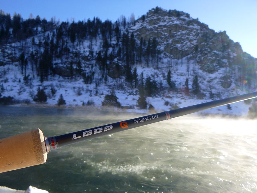 Loop Q fly rod