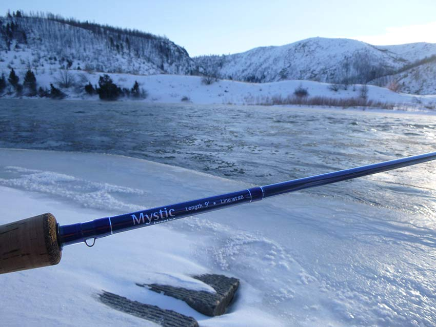 Mystic Inception fly rod