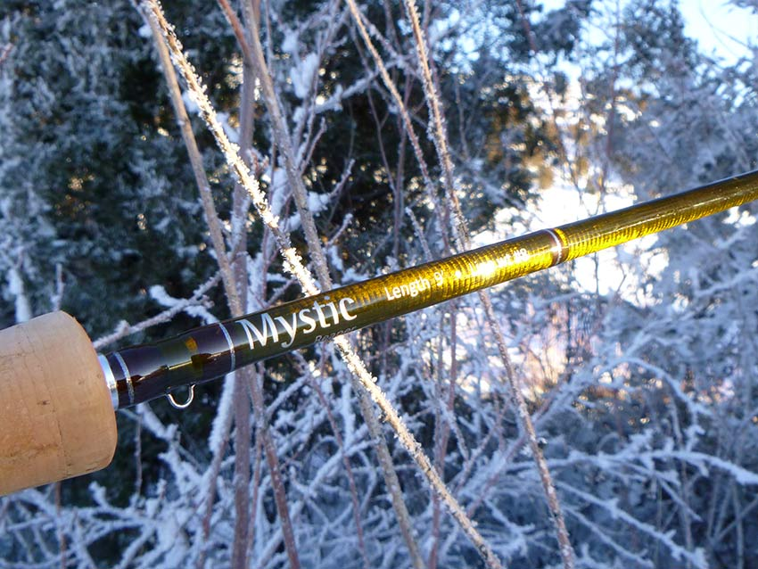 mystic reaper fly rod