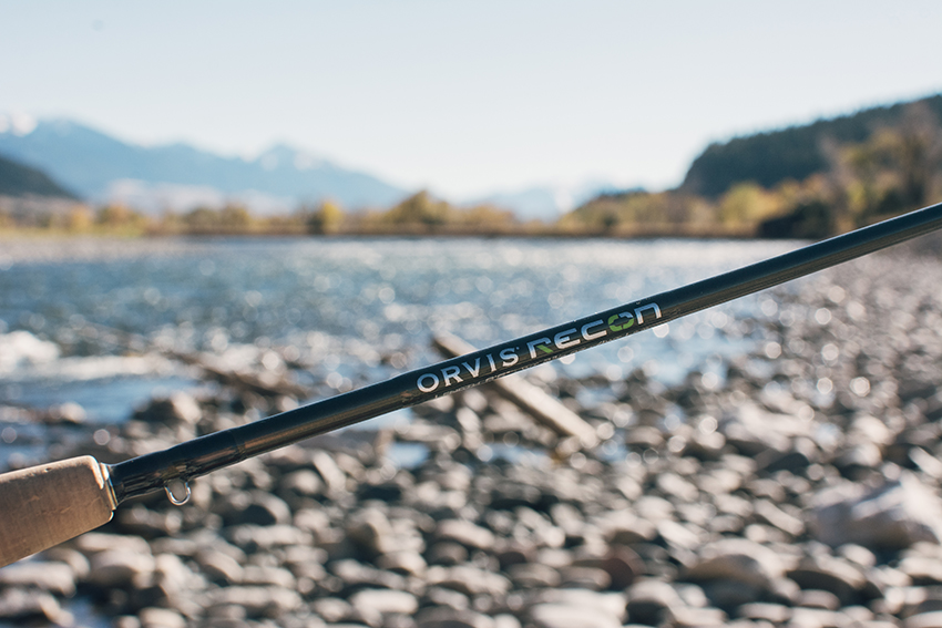 Orvis RECON excellent fly rod for the money
