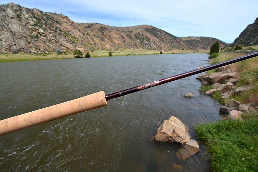St. Croix Imperial switch rod