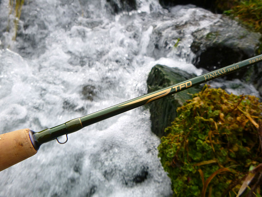 TFO's best 4-weight fly rod